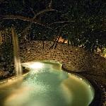 The Jacuzzi pool & Herbal Sauna