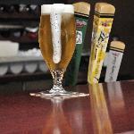 Mt. Begbie beer on tap