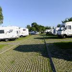 Camping Zeeburg motorhome parking