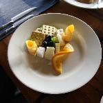 fruit plate