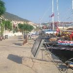 The Marina Promenade
