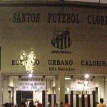 Estdio, Santos, SP