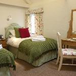 Corner Cottage Bedroom