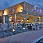 Yacht Cafe Restaurant Lounge Bar.