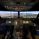 iPILOT Flight Simulator - Cockpit of Airbus A320