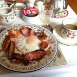 "Anne's ""Full Irish Breakfast"""