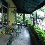 Don Carlos Front Porch