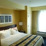 Comfy beds, great pillows
