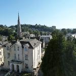 Braddon Hall Hotel View