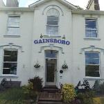 Gainsboro Guest House B&B Torquay Devon.