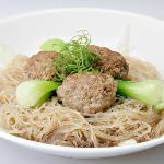 Berkshite Pork Meatballs with Vermicelli