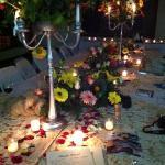 banquete boda civil