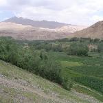 A Valley heading into Bamyan