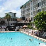 Silver Beach Club - Pool Deck