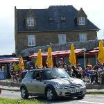 L'hôtel et le restaurant panoramique