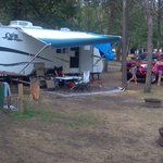 Foto de Sherwood Forest Camping & RV Park