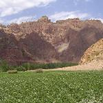 The Red City outside Bamyan