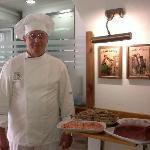 Ramon Jimenez 45 años haciendo la mejor plancha