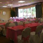 Banquet Room for Baby Shower