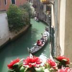 Vista al canal desde la habitación