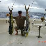 Sotir en mer pêche dorades tropicales