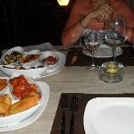 a cena: gli antipasti