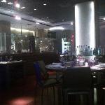 Área principal del restaurante