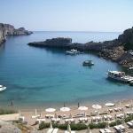 Agios Pavlos Beach (Saint Paul)