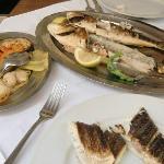 Fresh fish simply prepared; hard to beat!