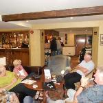 Bacchus Hotel lounge Bar