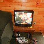 the tiny TV