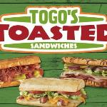 Try any sandwich toasted, or try our featured toasted sandwiches.