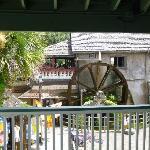 Side balcony view