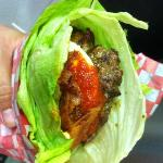 We Offer Lettuce Wraps for our Gluten Free Customers!