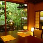 UKAI CHIKUTEI private dining room ( with private rest room next door)