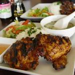 #6 Charbroiled Marinated Chicken (Popular)