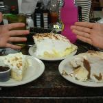 Wonderful pies!