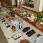 Matina Hotel Breakfast Bar