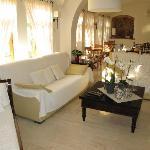 Matina Hotel Lounge Area