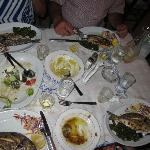 Gallini Fish Taverna...OPA!