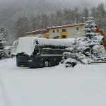 Hotel Edelweiss/winter 2012