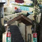 Entrance Sagrika Resort Dalhousie