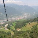View from Plose Cable Car