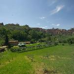 la valle dell'Orto de' Pecci