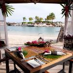 Foto de Baoase Culinary Beach Restaurant