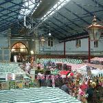 Durham indoor market