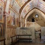 Altare chiesa San Pellegrino