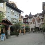 Il villaggio di Sun Peaks