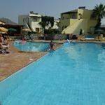 Photo de Kaissa Beach Hotel