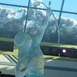 Rainmaker Statue